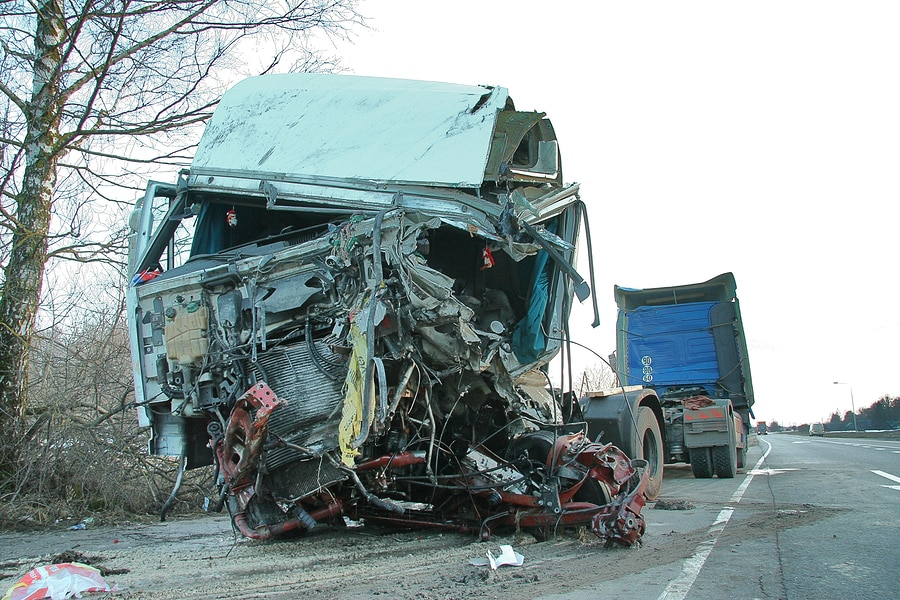 Truck Accident Lawyer in Houston